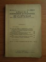 Analele economice si statistice (nr. 7-12, iulie-decembrie 1946)