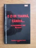 Anticariat: Romulus Rusan - O zi de toamna, candva...(15 noiembrie 1987)