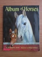 comperta: Marguerite Henry, Wesley Dennis - Album of horses