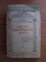 M. Vararu - Tratat de drept administrativ roman