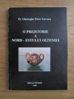 comperta: Gheorghe Petre Govora - O preistorie a nord estului Olteniei