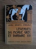 Laura Orvieto - Legendes du monde grec et barbare (1926)