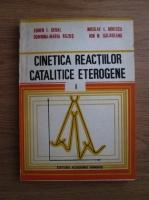 Eugen I. Segal - Cinetica reactiilor catalitice eterogene