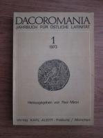 Anticariat: Paul Miron - Dacoromania. Jahrbuch fur ostliche latinitat