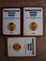 Barbu Cuparencu - Farmacologie pentru medici (3 volume)