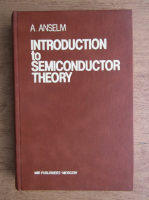 A. Anselm - Introduction to semiconductor theory