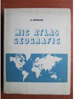 A. Barsan - Mic atlas geografic