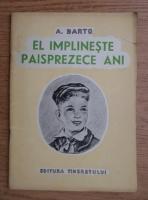 A. Barto - El implineste paisprezece ani