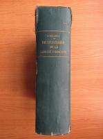 Anticariat: A. Beaujean - Dictionnaire de la langue francaise (1914)