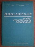A. C. Albu - Geometrie pentru perfectionarea profesorilor