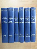 A. D. Xenopol - Istoria romanilor din Dacia Traiana (6 volume)