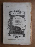 A. D. Xenopol - Istoria romanilor din Dacia Traiana (volumul 10, 1896)