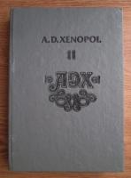 A. D. Xenopol - Istoria romanilor din Dacia Traiana (volumul 2)