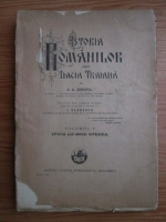 A. D. Xenopol - Istoria romanilor din Dacia Traiana. Volumul 5: Epoca lui Mihai Viteazul (1927)