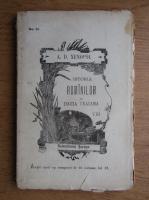 A. D. Xenopol - Istoria romanilor din Dacia Traiana (volumul 8, 1896)