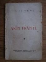A. de Herz - Aripi frante