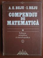 A. E. Beju - Compendiu de matematica