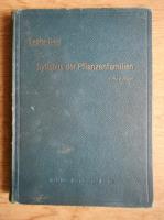 A. Engler - Syllabus der pflanzenfamilien (1936)