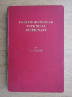 Anticariat: A. Flegon - English-Rumanian technical dictionary