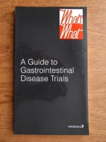 Anticariat: A guide to gastrointestinal disease trials