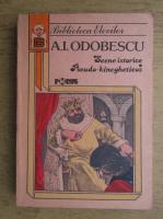 A. I. Odobescu - Scene istorice. Pseudo-kinegheticos