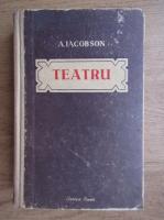 A. Iacobson - Teatru