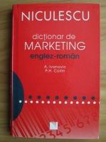 Anticariat: A. Ivanovic - Dictionar de marketing englez-roman