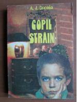 Anticariat: A. J. Cronin - Copil strain