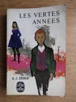 A. J. Cronin - Les vertes annees