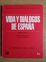 A. J. Rojosastre, P. Rivenc, A. Ferrer - Vida y dialogos de espana (1976)