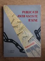 A. Karetchi - Publicatii antifasciste iesene