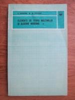 A. Kaufmann, M. Precigout - Elemente de teoria multimilor si algebra moderna (volumul 1)