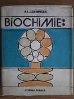 A. L. Lehninger - Biochimie (volumul 2)