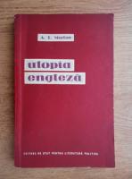 Anticariat: A. L. Morton - Utopia engleza