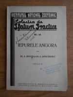 A. Mauch - Iepurele Angora (1945)