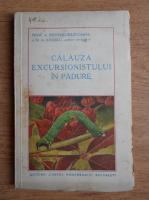 A. Popovici Baznosanu - Calauza excursionistului in padure (1935)