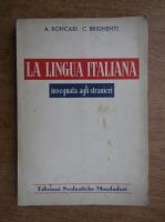 A. Roncari - La lingua italiana insegnata agli stranieri