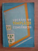 Anticariat: A. S. Ardanski - Lucrari de tamplarie in constructii