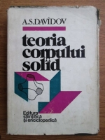 A. S. Davidov - Teoria corpului solid