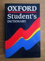Anticariat: A. S. Hornby, Christina Ruse - Oxford student's dictionary of current English (1997)