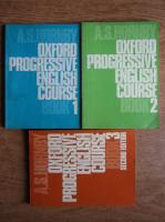 A. S. Hornby - Oxford progressive english course book (3 volume)