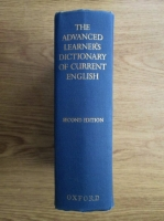 A. S. Hornby - The advanced learner's dictionary of current english