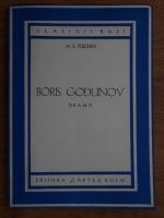 Anticariat: A. S. Puskin - Boris Godunov