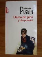 A. S. Puskin - Dama de pica si alte povestiri (Top 10+)