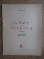 A. S. Puskin - Fantana din Bahcisarai (1949)