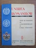 A. Sacerdoteanu, Emil Virtosu - Unirea romanilor 1599-1859-1918