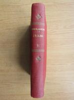 Anticariat: A. Sertillanges - L'eglise (volumul 2, 1921)