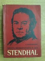 Anticariat: A. Vinogradov - Viata romantata a lui Stendhal