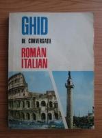 Anticariat: A. Virgil - Ghid de conversatie roman-italian
