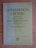 Anticariat: Abd-Ru-Shin - Conferences choisies
